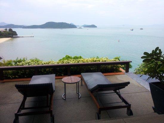 Sri Panwa Phuket : View from Patio