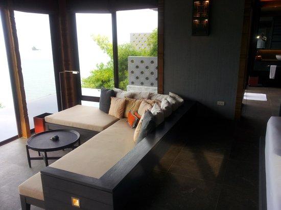 Sri Panwa Phuket : Master Living room