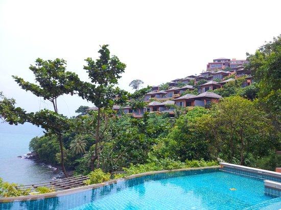 Sri Panwa Phuket : Second Pool Area