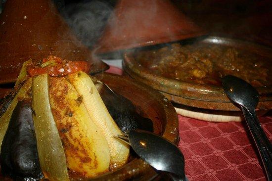 Guest House Merzouga : Tagine hummmm