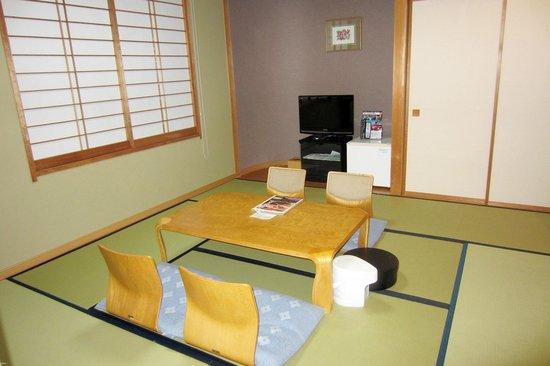 Hotel Route Inn Chichibu: Japanese style room