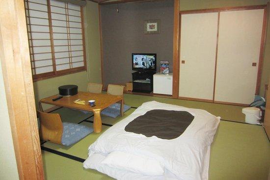 Hotel Route Inn Chichibu: Futon