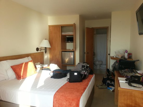 Hotel be La Sierra : Our room