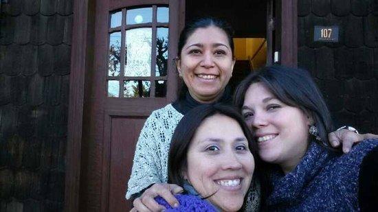 Hostal Opapa Juan: Frontis del Hostal