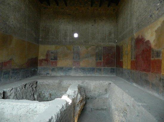 House of Menander (Casa del Menandro): Menander'shouse - Room No 18