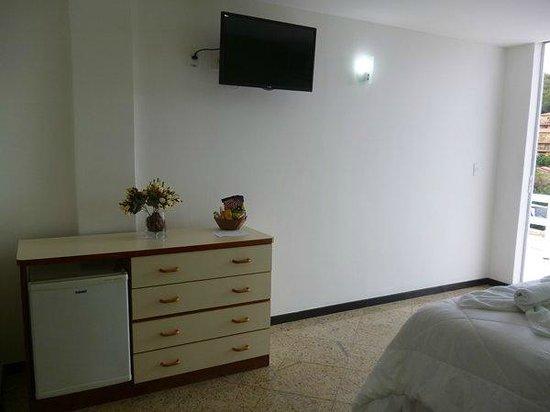 Hotel Pousada Experience Joao Fernandes: Otra vista de la habitación