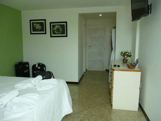 Hotel Pousada Experience Joao Fernandes: Habitación muy bien conservada