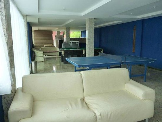 Hotel Pousada Experience Joao Fernandes: Salón de juegos