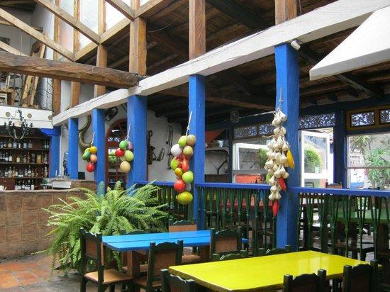 Restaurante Sanalejo Cajica : la salle a manger
