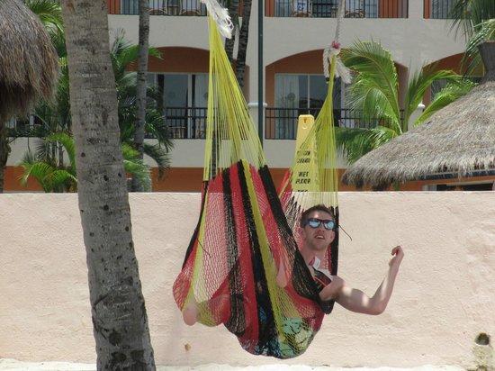 El Cozumeleno Beach Resort: Siesta Time