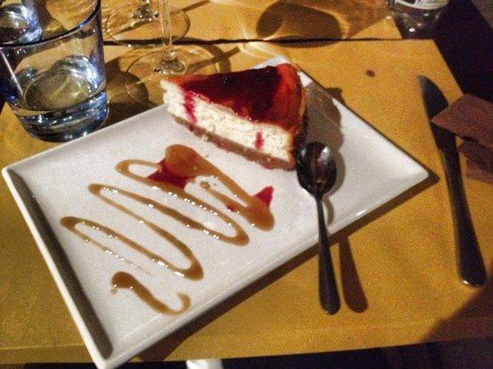 Aciugheta: Cheesecake