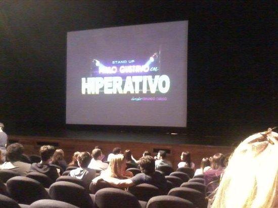 Teatro Oi Casagrande