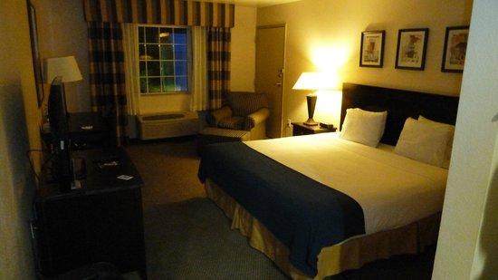 Holiday Inn Express Garden Grove: Zimmer