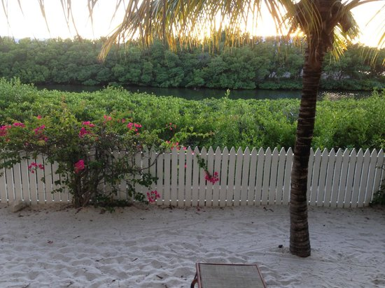 Parrot Key Hotel and Resort: Waterfront view