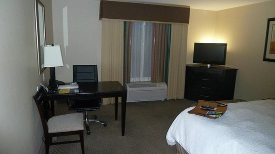 Hampton Inn & Suites Las Vegas Airport: Zimmer