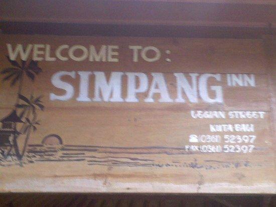 Simpang Inn : Display
