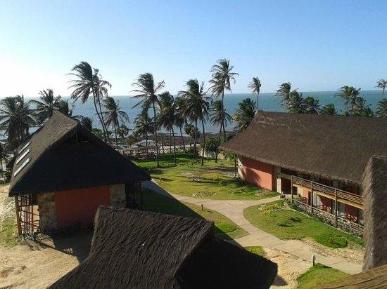 Carnaubinha Praia Resort: Vista do mirante