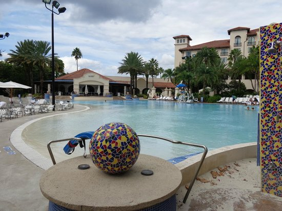 Hard Rock Hotel at Universal Orlando: Pool