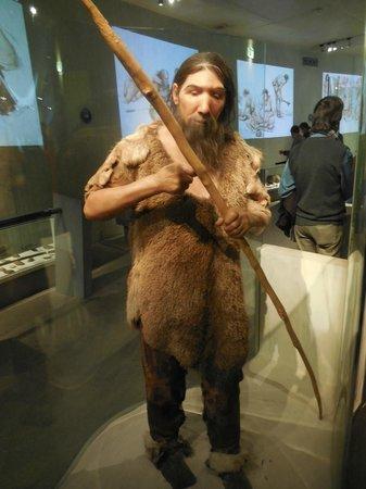 Neanderthal Museum : Diorama