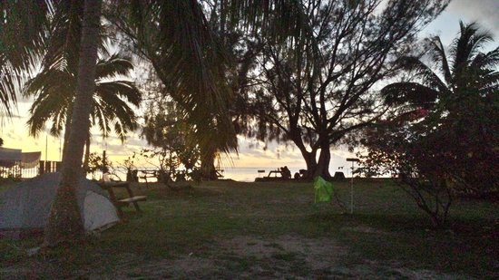 Camping Nelson: camping