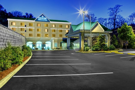 Country Inn & Suites By Carlson, Asheville Downtown Tunnel Road (Biltmore Estate): Country Inn Asheville