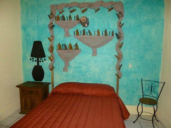 Hotel Posada de la Media Luna: otra encantadora habitación