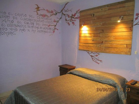 Hotel Posada de la Media Luna: muy hermoso lugar me encantan las nuevas habitaciones