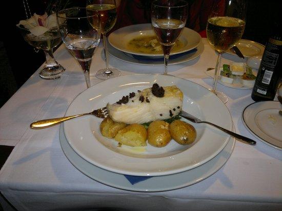 Marques De Pombal Hotel: Prato excelente