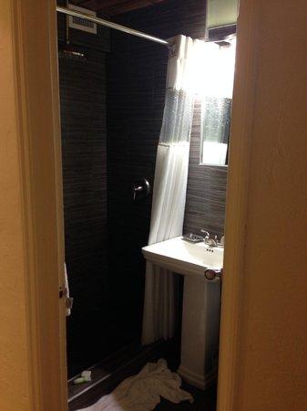 The Kent Hotel: bath