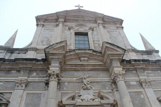 Church of St. Ignatius of Loyola, Dubrovnik