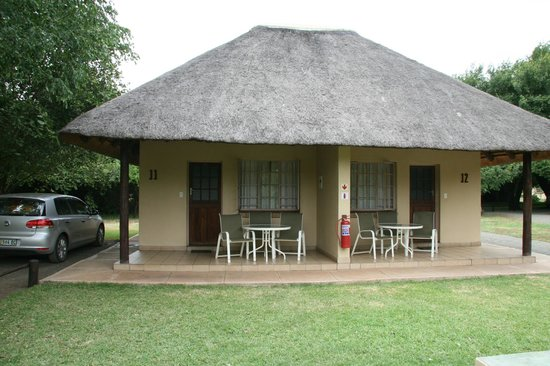 Komati River Chalets: Our adjoining Chalets