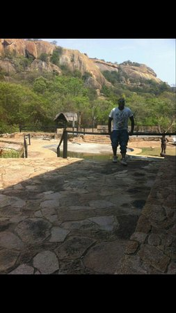 Matobo Hills Lodge: Lovely place
