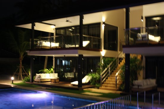 Nikki Beach Resort Koh Samui: rooms