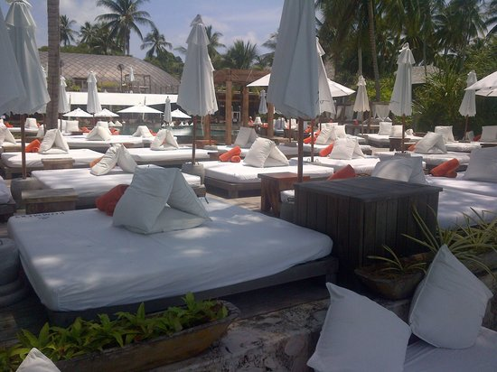 Nikki Beach Resort Koh Samui: main pool area 3