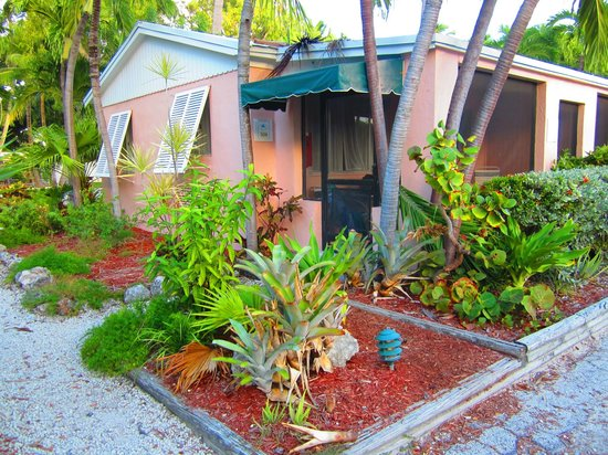 Chesapeake Beach Resort: Garden view villa