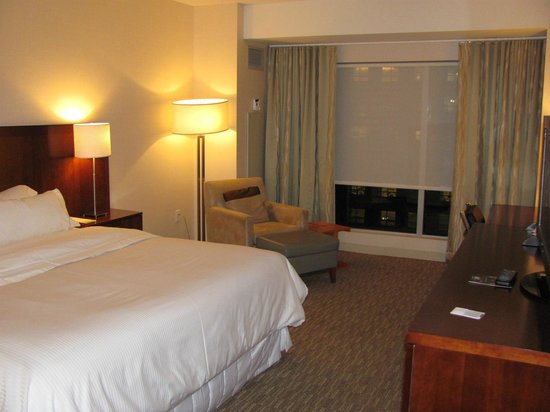 The Westin Boston Waterfront: Room Layout