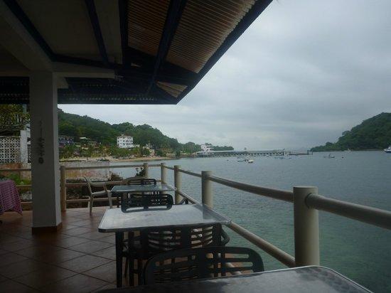 Agua Sol Villa: Ocean view