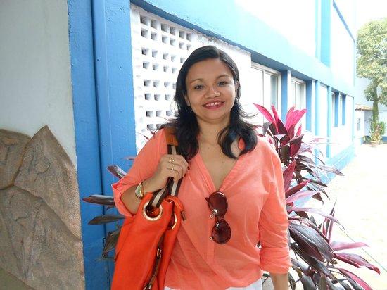 Beira Rio Hotel : Area da recepção agradável