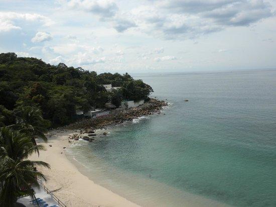 Park Royal Puerto Vallarta: Vista desde el cuarto del hotel