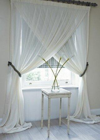 Rex Fabrics: Chiffon Curtains
