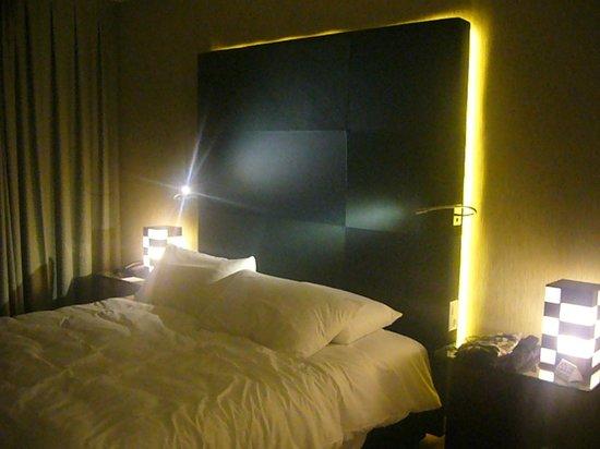 Room Mate Aitana: Habitacion