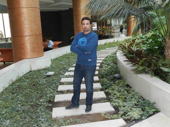 Fairmont Heliopolis : Loby