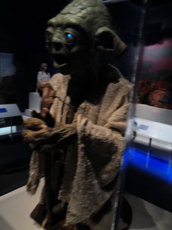 Museum of the Moving Image : Yoda