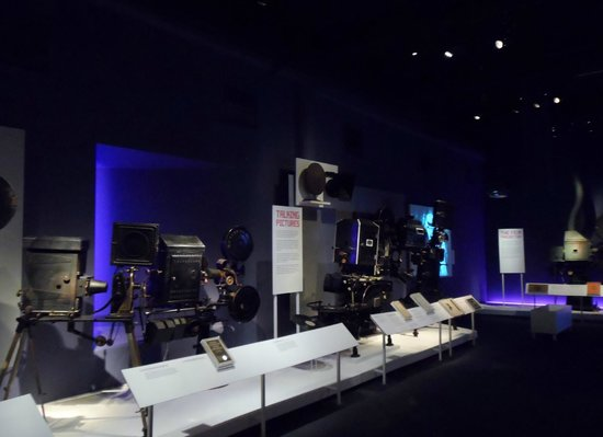 Museum of the Moving Image : historical objects