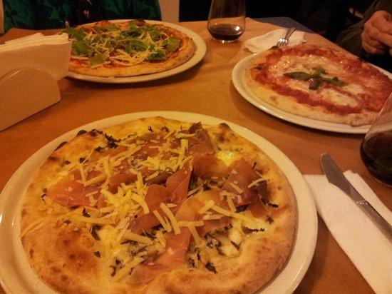 Al Biondo: Pizze