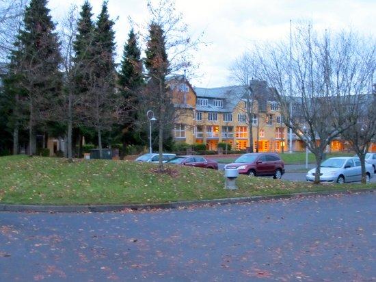 Semiahmoo Golf & Country Club: Entrance