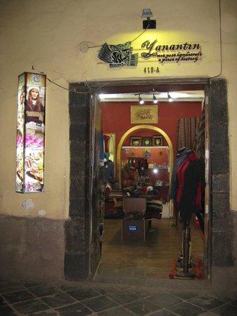 Yanantin Alpaca y Artesania