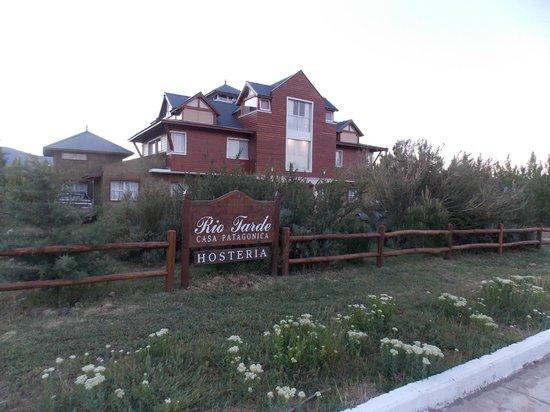 Rio Tarde Casa Patagonica: Vista de tarde