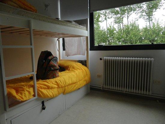 Hostel & Suites de Rio: Quarto feminino