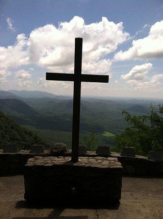 Cedar Mountain, Caroline du Nord: Wow!